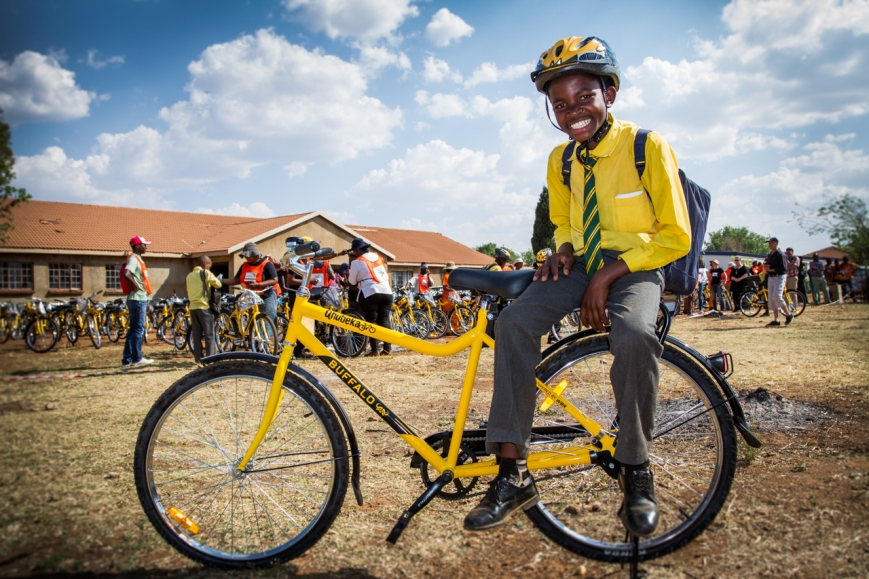 Qhubeka BEEP Orange Farm Partner Use S1
